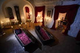 halloween treat a night at dracula u0027s castle in transylvania san