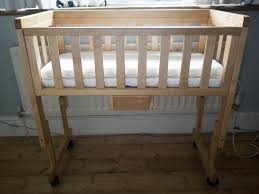 nursery decors u0026 furnitures baby bedside sleeper walmart