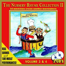 the nursery rhyme collection 33 musicians create a nursery