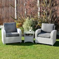 Kensington Bistro Chair Tea For Two Bistro Set Pebble Outside Edge Metal Garden