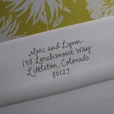 return address on wedding invitations wedding invitation return address wedding ideas