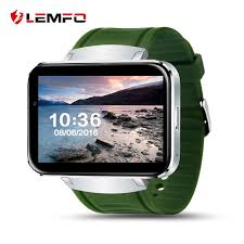 smart watches android lemfo lem4 android os smart phone support gps sim