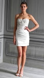 Short Wedding Dresses Short Wedding Dresses Inside Weddings