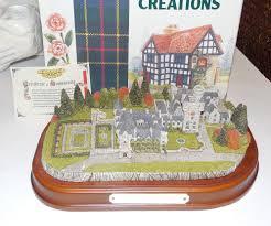 miniature castle ebay