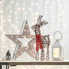 Giraffe Christmas Light Decoration by Christmas Lights Outdoor Led U0026 Tree Lights Diy At B U0026q