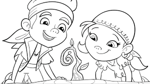 pirates coloring free download