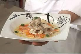 cuisiner la blanquette de veau recette de blanquette de veau minute pommes de terre grenailles à l