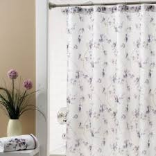 bathroom charming extra wide shower curtain for bathroom design