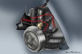 how to reset kia abs light how to replace an abs speed sensor yourmechanic advice