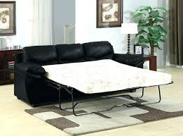 black leather sleeper sofa dazzling black leather sleeper sofa creative of fabulous fantastic