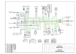wiring diagram gy6 50cc scooter winkl
