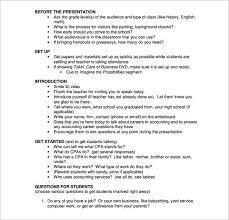 script outline template u2013 9 free word excel pdf format download