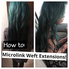 micro weft extensions how to micro weft hair extensions
