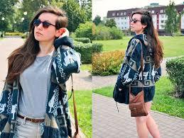 karolina r h u0026m sunglasses h u0026m bag secondhand hoodie llama