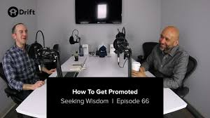 Seeking How To 66 How To Get Promoted Seeking Wisdom Podcast
