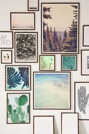 wall gallery ideas glaminati 36 cool gallery wall decorating ideas