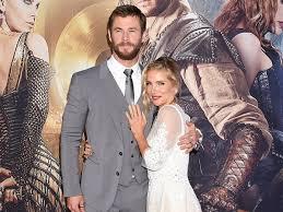 film elsa menikah tahun menikah chris hemsworth dan elsa pataky akan bercerai