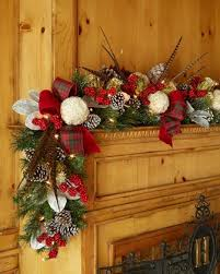best 25 pre lit garland ideas on decor for