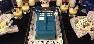 doctor who u0027 tardis cake u0026 party decorations