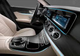 mercedes inside mercedes e class interior revealed