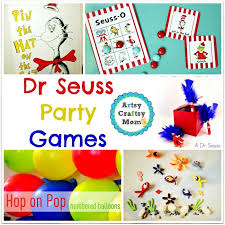 dr seuss party 30 ideas for the dr seuss party artsy craftsy