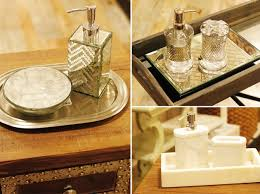 Nicole Miller Bathroom Accessories by Homegoods Bathroom Accessories