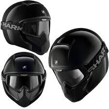 motorcycle helmets shark vancore street full face scooter motorcycle helmet tinted