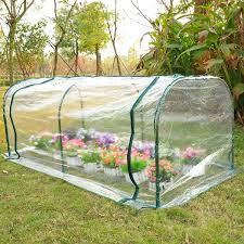 greenhouse tunnel