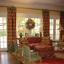Cottage Style Curtains And Drapes French Country Design And Decor Den Pinterest Decoration