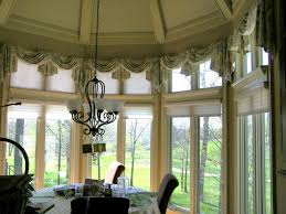 curtains dining room curtains and valances ideas attractive for