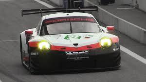 porsche rsr engine mid engine porsche 911 rsr 2017 sound accelerations fly bys