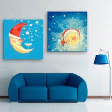 100 moon home decor 30cm luminous moon glow in the dark