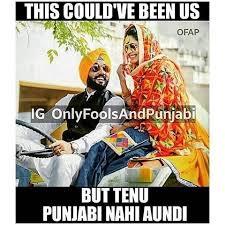 Meme Punjabi - onlyfoolsandpunjabi ofap instagram memes punjabi desi meme