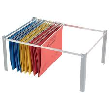 Lateral Filing Cabinet Rails by Crystalfile Suspension Filing Frame Officeworks
