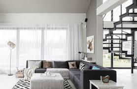 canap gris design canapé gris moderne 55 modèles d angle ou droits foncés salons