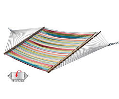 quilted fabric hammock double vivere