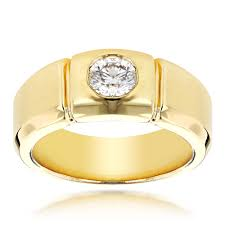 wedding ring designs for men 14k gold designer mens diamond wedding ring 0 5ct
