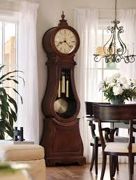 which is better a howard miller grandfather clock or a ridgeway