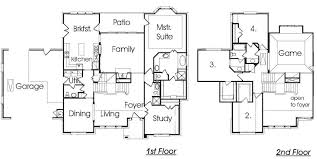 backsplit floor plans outstanding front to back split house plans gallery ideas house