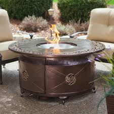howling diy outdoor propane fire pit table for diy copper outdoor