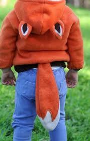 Baby Fox Halloween Costume 105 Foxes Fox Images Crochet Fox Crochet