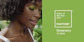 2017 colors of the year pantone color of the year 2017 pantone 15 0343 greenery u2039 fashion