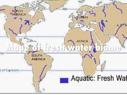 Biomes Map World Map Of Freshwater Biomes Image Gallery Hcpr