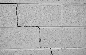 Cracked Concrete Patio Solutions by Cracked Basement Walls A1 Concrete Leveling