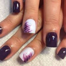 best 20 purple wedding nails ideas on pinterest purple french