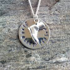 Stamped Jewelry Give Cancer The Boot Cancer Cancer Survivor Cancer Jewelry