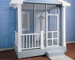 How To Build A Enclosed Patio by Choosing A Screen Material For Your Screened In Porch