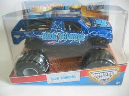 blue thunder monster truck videos amazon com blue thunder monster jam wheels max d decade of