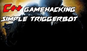 c c game hacking simple triggerbot cs go youtube