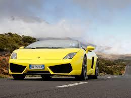 Lamborghini Murcielago Yellow - lamborghini gallardo spyder yellow sport cars